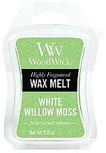 Kup Wosk zapachowy - WoodWick Wax Melt White Willow Moss