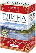 Kup Bałkajska kosmetyczna glinka biała z ekstraktem z żeń-szenia - Artkolor