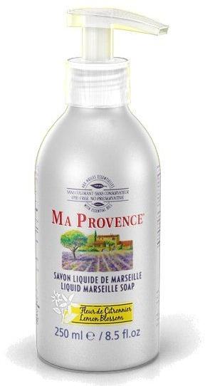 Mydło w płynie Cytryna - Ma Provence Lemon Blossom Liquid Marseille Soap — фото N1