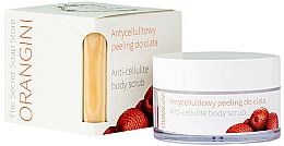Kup Antycellulitowy peeling do ciała - The Secret Soap Store Orangini Anti-cellulite Body Scrub