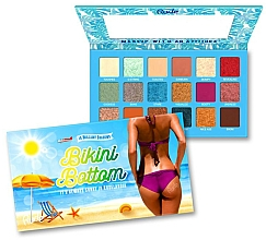 Kup Paleta cieni do powiek - Rude Bikini Bottom Eyeshadow Palette