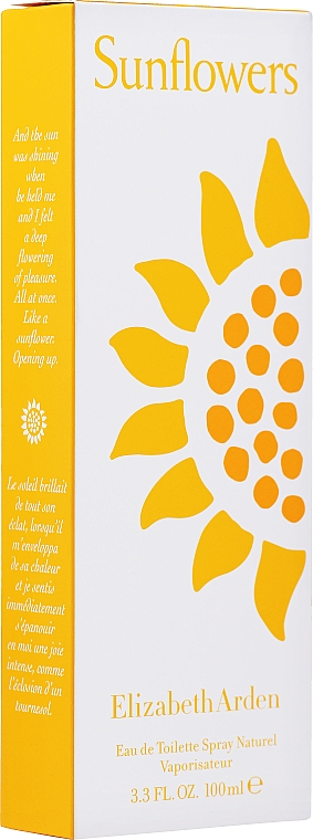 Elizabeth Arden Elizabeth Arden Sunflowers - Woda toaletowa