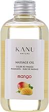 Kup Olejek do masażu Mango - Kanu Nature Mango Massage Oil