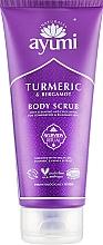 Kup Peeling do ciała Kurkuma i bergamotka - Ayumi Turmeric & Bergamot Body Scrub