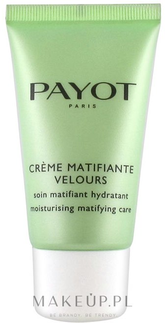 Nawilżający krem matujący - Payot Pate Grise Mousturising Matyfing Care — фото 50 ml