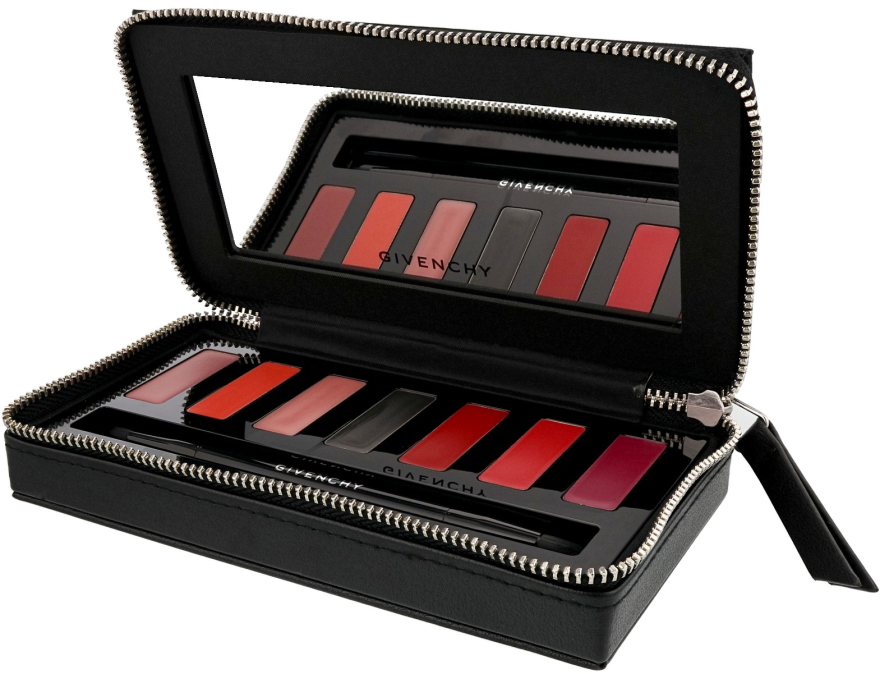 Paletka szminek do ust - Givenchy Le Rouge Lips On The Go Lipstic — фото N2