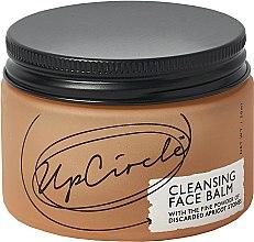 Kup Oczyszczający balsam do twarzy z pudrem z pestek moreli - UpCircle Cleansing Face Balm With Apricot Powder
