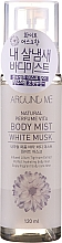 Kup Mgiełka do ciała Białe piżmo - Welcos Around Me Natural Perfume Vita Body Mist Musk