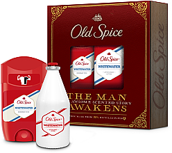 Kup Zestaw - Old Spice Whitewater Vintage (deo/50ml + ash/lot/100ml)