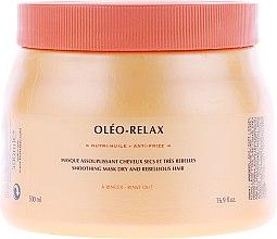 Kup Wygładzająca maska do włosów - Kérastase Oleo-Relax Nutritive Mask