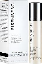 Kup Rozświetlające serum korygujące do twarzy - Jose Eisenberg Pure White Whitening Corrector