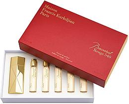 Kup Maison Francis Kurkdjian Baccarat Rouge 540 - Zestaw (5 x parfum 11 ml)
