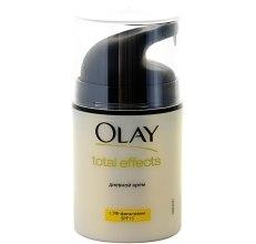 Kup Nawilżający krem na dzień z filtrem UV - Olay Total Effects 7 In One Day Moisturiser SPF 15