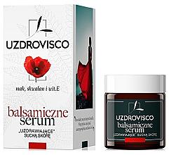 Kup Balsamiczne serum uzdrawiające do cery suchej - Uzdrovisco Balsamic Serum Face