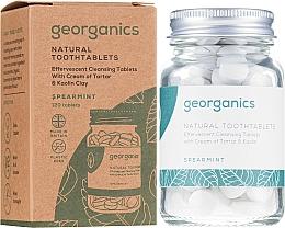 Kup Tabletki do mycia zębów Mięta - Georganics Natural Toothtablets Spearmint