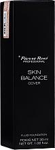 Kup PRZECENA! Wodoodporny podkład kryjący do twarzy - Pierre René Professional Skin Balance *