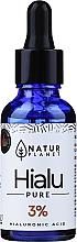Kup Serum z kwasem hialuronowym 3% - Natur Planet Hialu-Pure Forte 3% Hyaluronic Acid