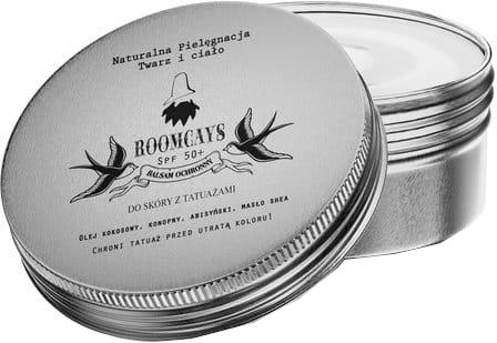 Balsam ochronny do skóry z tatuażami SPF 50+ - Roomcays Balm  — фото N1