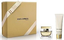 Kup Dolce & Gabbana The One - Zestaw (edp/30ml+b/lot/50ml)