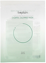 Kup Łagodząca maseczka w płachcie do twarzy - Be Plain Cicaful Calming Beauty Mask