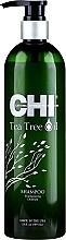 Kup Szampon z olejkiem z drzewa herbacianego - CHI Tea Tree Oil Shampoo