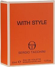 Kup Sergio Tacchini With Style - Woda toaletowa