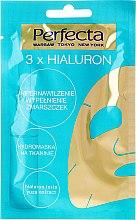 Kup Hydromaska na tkaninie do twarzy - Perfecta 3x Hialuron