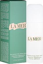 Kup Nawilżająco-matujący lotion do twarzy - La Mer Moisturizing Matte Lotion