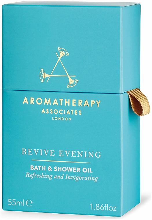 Olejek do kąpieli i pod prysznic na wieczór - Aromatherapy Associates Revive Evening Bath & Shower Oil — фото N3