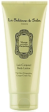 Kup La Sultane de Saba Ginger Green Tea - Balsam do ciała