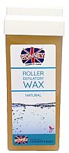 Kup PRZECENA! Naturalny wosk do depilacji - Ronney Professional Wax Cartridge Natural *