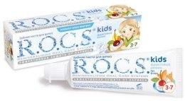 Kup Pasta do zębów dla dzieci Owocowy deser - R.O.C.S. Kids