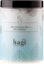 Kup Bocheńska sól do kąpieli - Hagi Woda