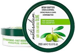 Kup Głęboko odżywiające masło do ciała - Naturalium Olive Body Butter