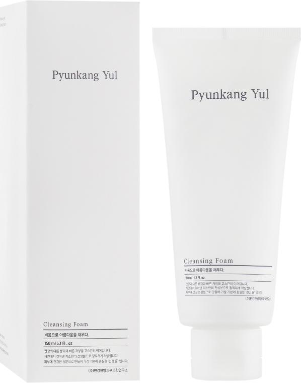 Oczyszczająca pianka do mycia twarzy - Pyunkang Yul Acne Cleansing Foam