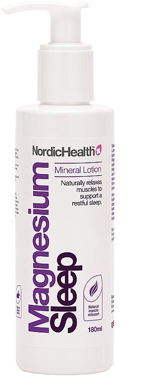 Balsam do ciała z magnezem - BetterYou Magnesium Sleep Mineral Lotion — фото N1