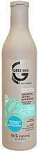Kup Naturalny szampon do włosów Intensywne oczyszczenie - Greenini Kaolin & Aloe