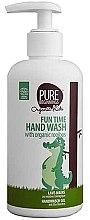 Kup Kremowe mydło w płynie do rąk dla dzieci z organicznym rooibos - Pure Beginnings Organic Kids Fun Time Hand Wash
