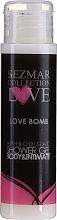 Kup Żel pod prysznic - Sezmar Collection Love Love Bomb Aphrodisiac Shower Gel (miniprodukt)