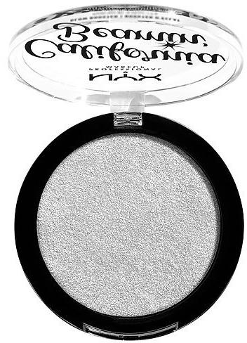 Rozświetlacz wzmacniający blask - NYX Professional Makeup California Beamin' Glow Booster — фото N2