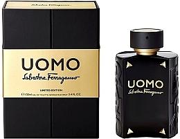 Kup Salvatore Ferragamo Uomo Limited Edition - Woda toaletowa