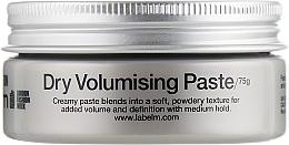 Kup Sucha pasta zwiększająca objętość włosów - Label.M Dry Volumising Paste