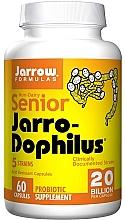 Kup PRZECENA! Probiotyki w kapsułkach - Jarrow Formulas Non-Dairy Senior Jarrow-Dophilus *