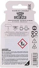 Zapach do samochodu - Yankee Candle Car Jar Seside Woods — фото N2