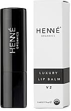 Kup Balsam powiększający usta z kwasem hialuronowym - Henne Organics Luxury Lip Balm V2