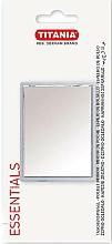 Kup Lusterko kieszonkowe, białe - Titania Pocket Mirror White