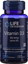 Kup Witamina D3 w kapsułkach - Life Extension Vitamin D3