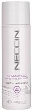 Kup Delikatny szampon do włosów i skóry głowy - Grazette Neccin Shampoo Sensitive Balance 4