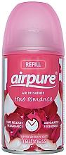 Kup Odświeżacz powietrza w sprayu Róża - Airpure Air-O-Matic Refill True Romance