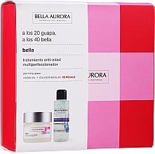Kup Zestaw - Bella Aurora Skincare Set (f/cr/50ml + micelar/water/100ml)